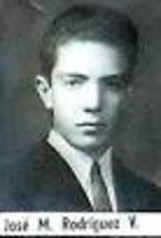 José María Rodríguez Valderrama