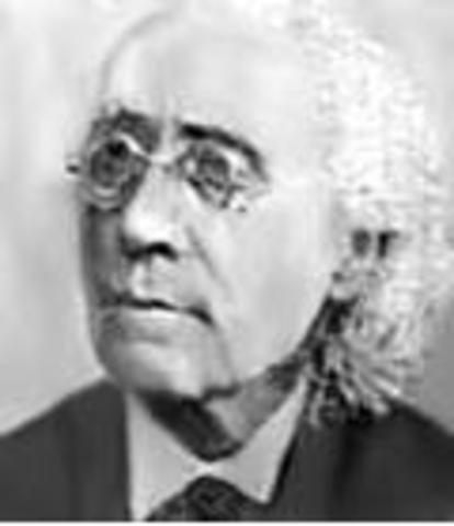 GUSTAV  FECHENER (1801-1887)