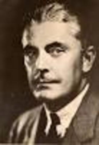 JOHN BROADUS WATSON (1878 1958)