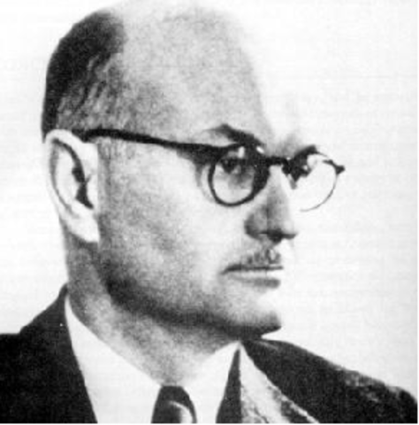 EDWARD TOLMAN (1886-1959)