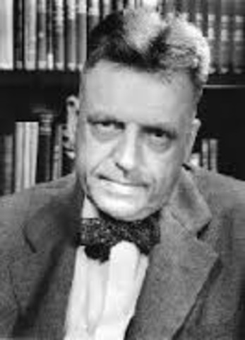 ALFRED KINSEY (1894-1956)