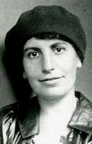 ANNA FREUD (1895-1982)