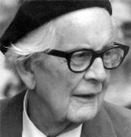 JEAN PIAGET (1896- 1980)