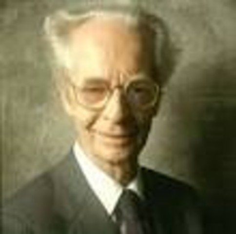 BURRHUS FREDERIC SKINNE (1904 - 1990)