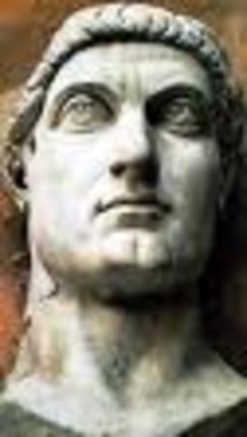 Generaal Odoaker koning van Germanen