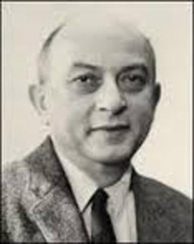 SOLOMON ASCH (1907-1996)