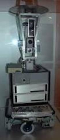 Robot Shakey