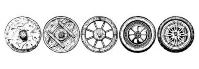 La aparición de la rueda