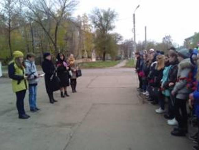 Митинг у дома В. Грушина