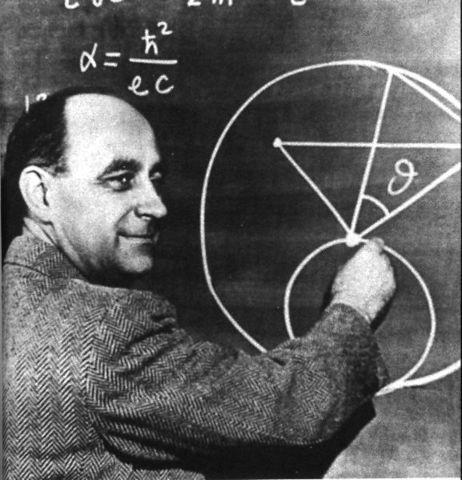 Enrico Fermi, John Pasta,