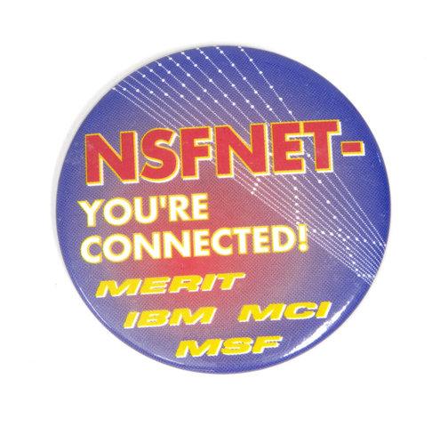Создание NSFNet