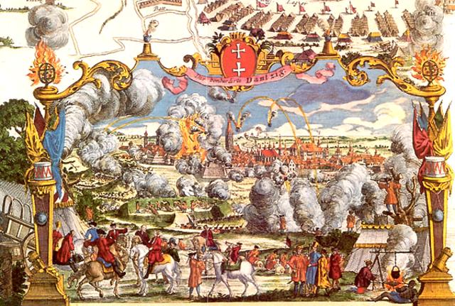 Начало войны за польское наследство (1733-1738)