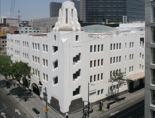 Art Decó en México