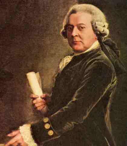 John Adams Inaguration