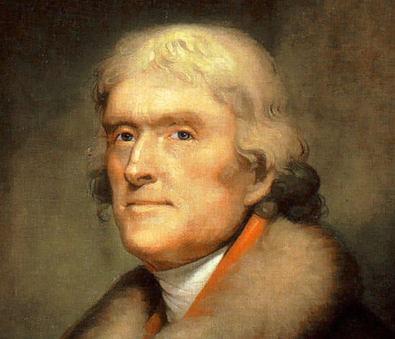 Jefferson's Inauguration