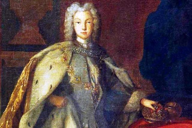 Передача власти Петру II