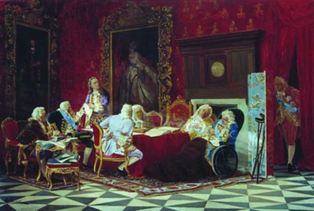 Учреждение кабинета министров
