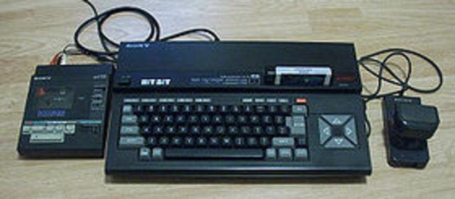 Computadora MSX