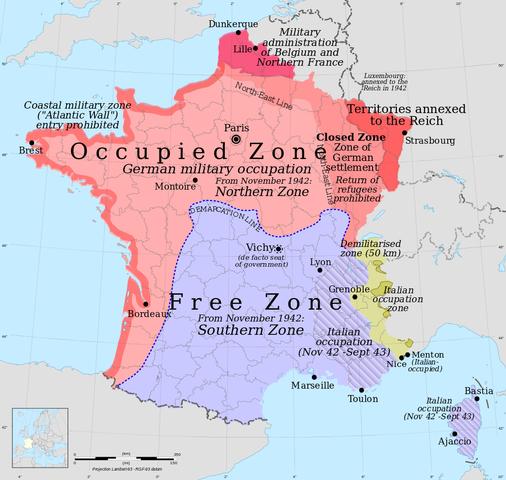 France Signs Armistice