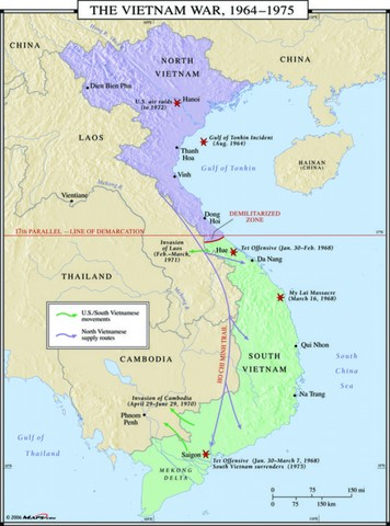 Division at the 17th Parallel