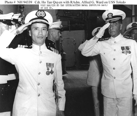 Captain Ho Tan Quyen