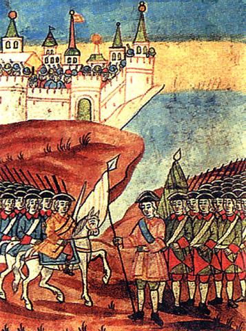 Второй Азовский поход