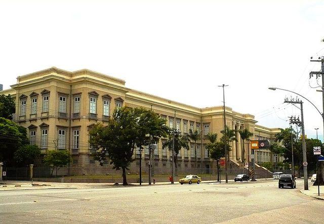 1854 Imperial Institut dos Cegos
