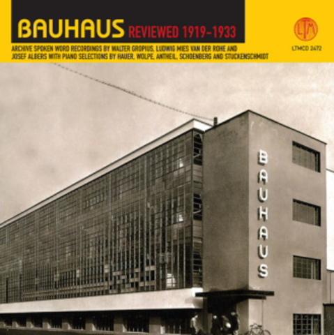 Bauhaus Internacional 1919