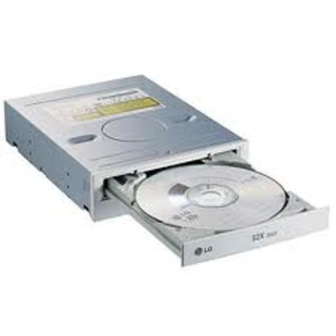Grabadora de CD y DVD