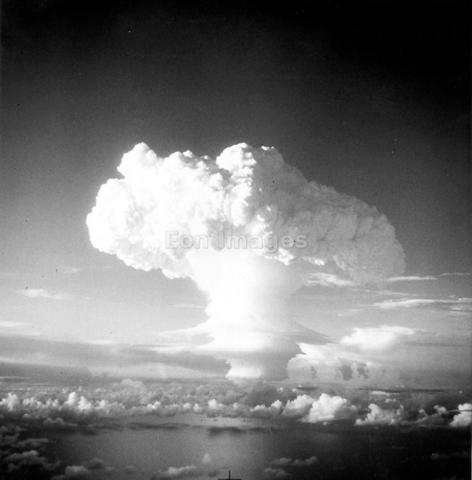 First Hydrogen Bomb Tests