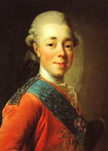 Свержение Петра III Фёдоровича
