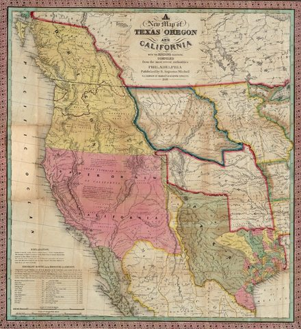 Where is the American Southwest?