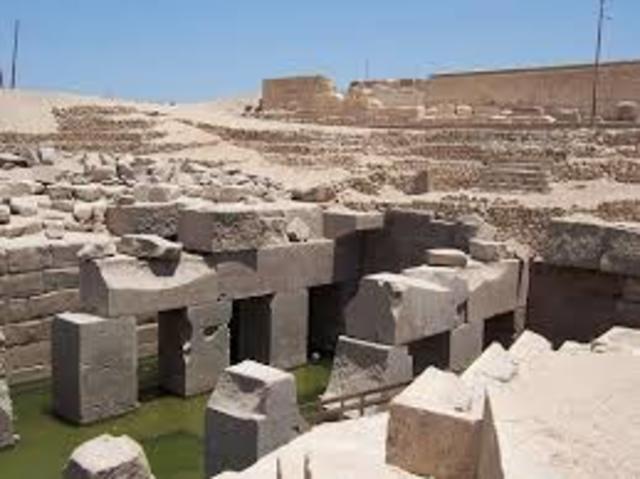 Abydos - Egipto