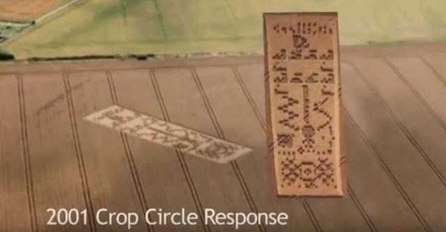Respuesta de mensaje enviado al espacio