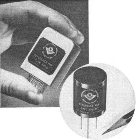 Aparición del transistor