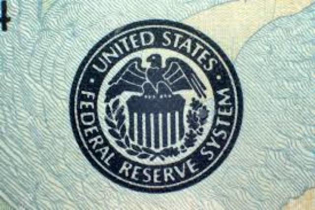 Creación de la Reserva Federal