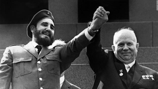 U.S. recognizes Fidel Castro as leader of Cuba