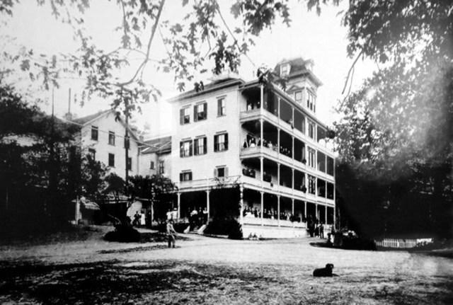 St. Helena Sanitarium opened