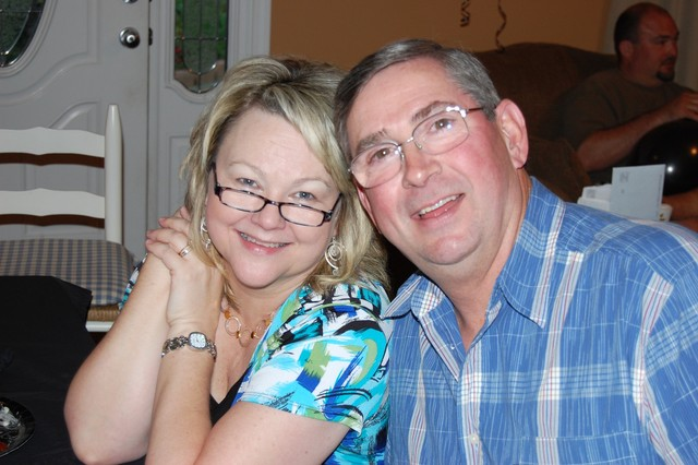 My parents Anniversary