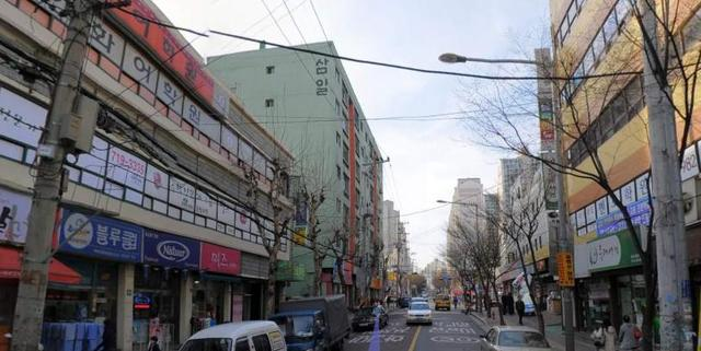 My family moved from Seongbuk to Mapo in Seoul.