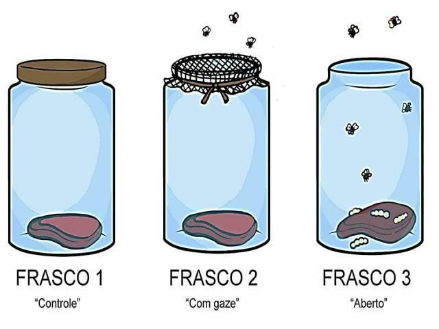teoria da abiogênese
