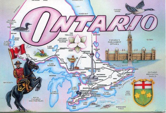 Ontario Canadá