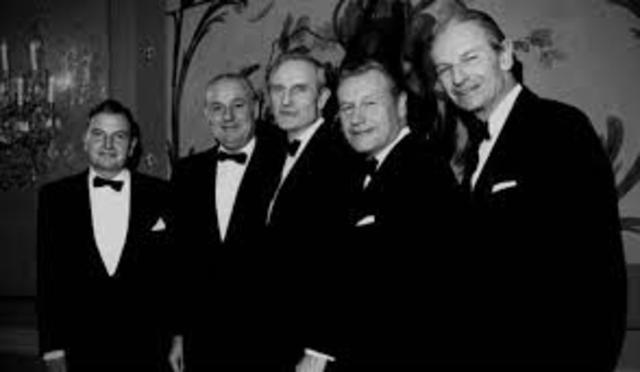 Imperio del petróleo de los Rockefeller