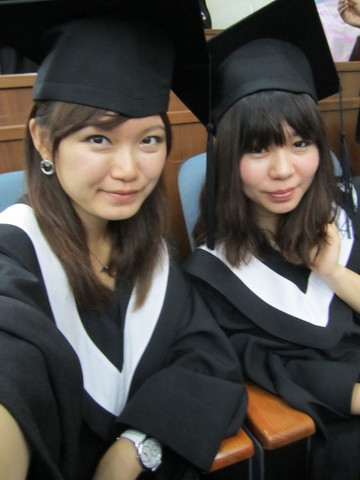 I graduated from University
