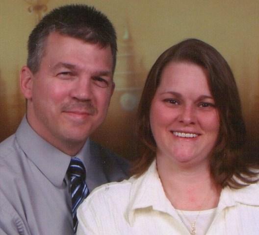 Rodney New marries Michelle