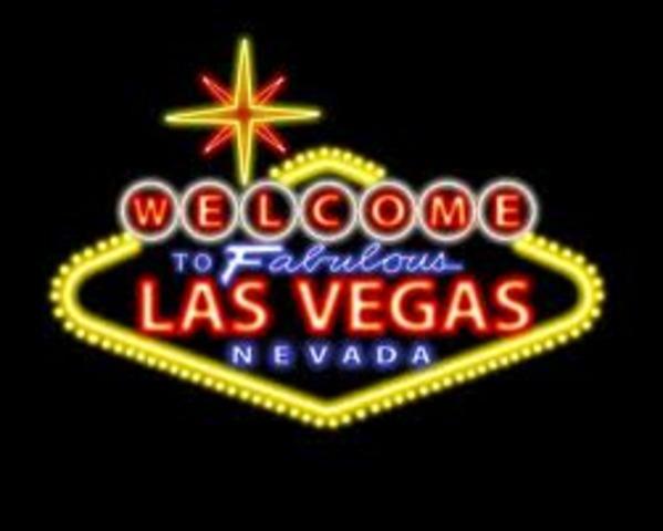 I went to Las Vegas