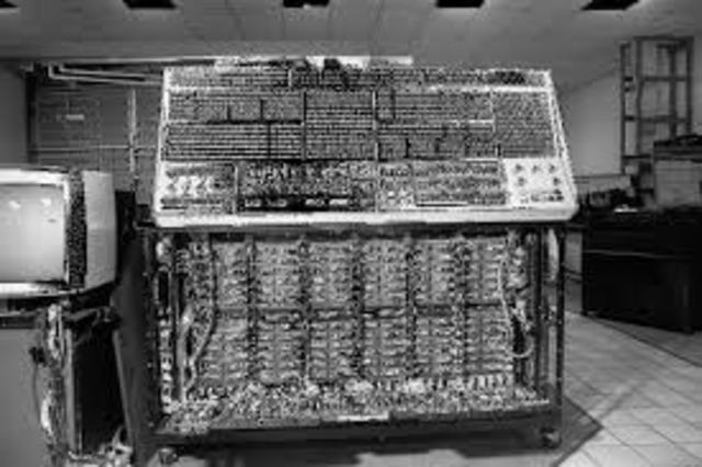 2º generación de computadoras