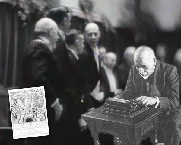 Gli viene conferito il Premio Nobel  per la letteratura