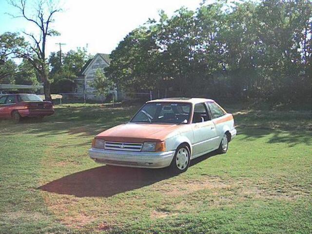 I recieved my first car!!!!