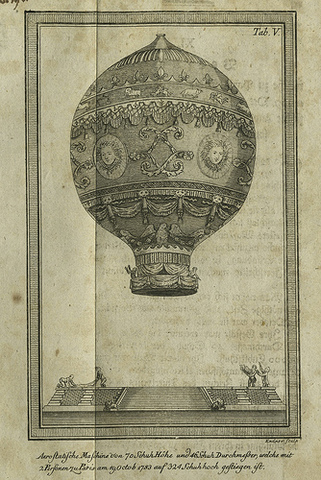 The Creation of the World's first Hot Air Balloon